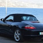 Smoke coming from your Porsche Boxster is a sign of trouble